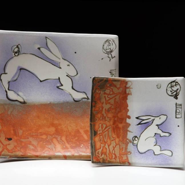 rabbit_plate