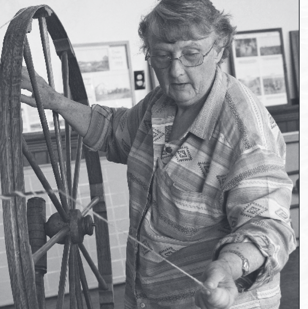 drew_weaving